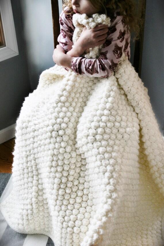 Häkeln Sie afghanische Muster Gretchen Afghan Decke