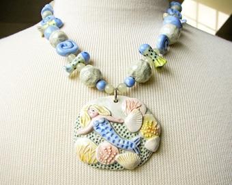 Salty Mermaid Necklace