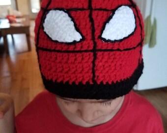 Kid's Spiderman Beanie