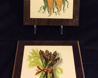 """Thayer """"Vegetable"""" Kitchen Wall Decor/Wall Hangings"""