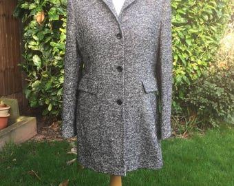 Timeless wool jacket