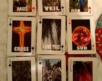 9 Card Reading