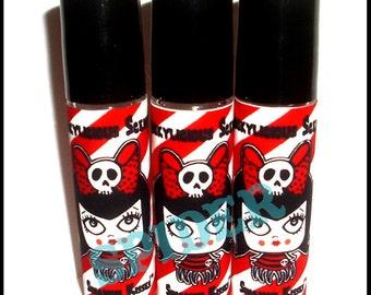 Sinamon Kisses Perfume Oil Fragrance Body Oil Perfumes Cinnamon Red Hots