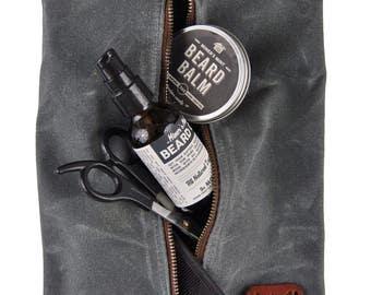 Flat Pack - Dopp Kit, Pouch, cosmetic bag, travel bag