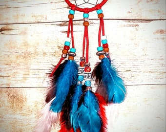 Small Cross Dreamcatcher