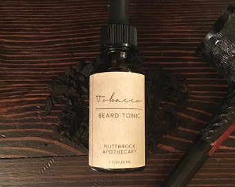 BEARD TONIC || Tobacco ||