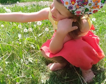 Girl's Headband for Summer Days