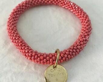 Rose Bloom Bracelet