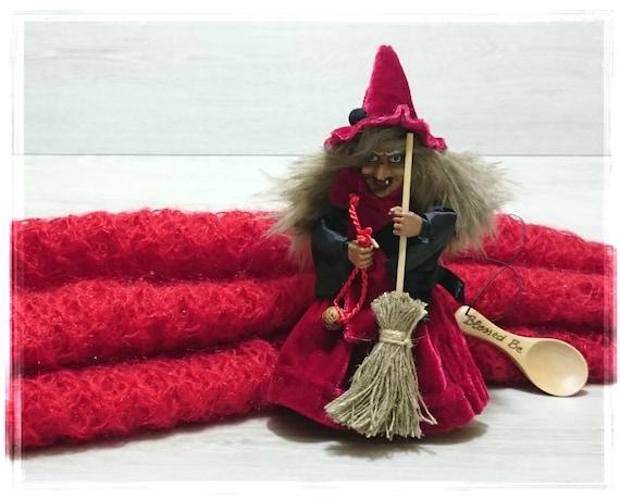 Kitchen WITCH, Kitchen Witch Doll