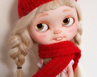 Winter set for Blythe - Red
