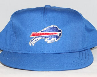 Vintage Buffalo Bills AJD NFL Snapback Hat