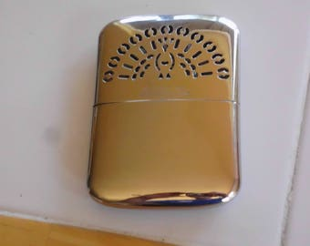 Hand warmer - Japanese Sterling Silver