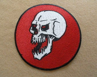 A Skull  Patch - FREE Shipping