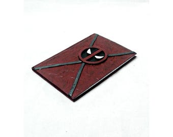 Deadpool Blank Journal, Deadpool Notebook