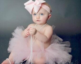 Cake Smash Outfit Girl Tutu, First Birthday Outfit Girl Tutu, 1st Birthday Outfit Tutu Skirt, Tulle Skirt, 1st Birthday Tutu, Newborn Tutu