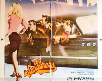 The Wanderers - 1979 - Original US one sheet movie poster
