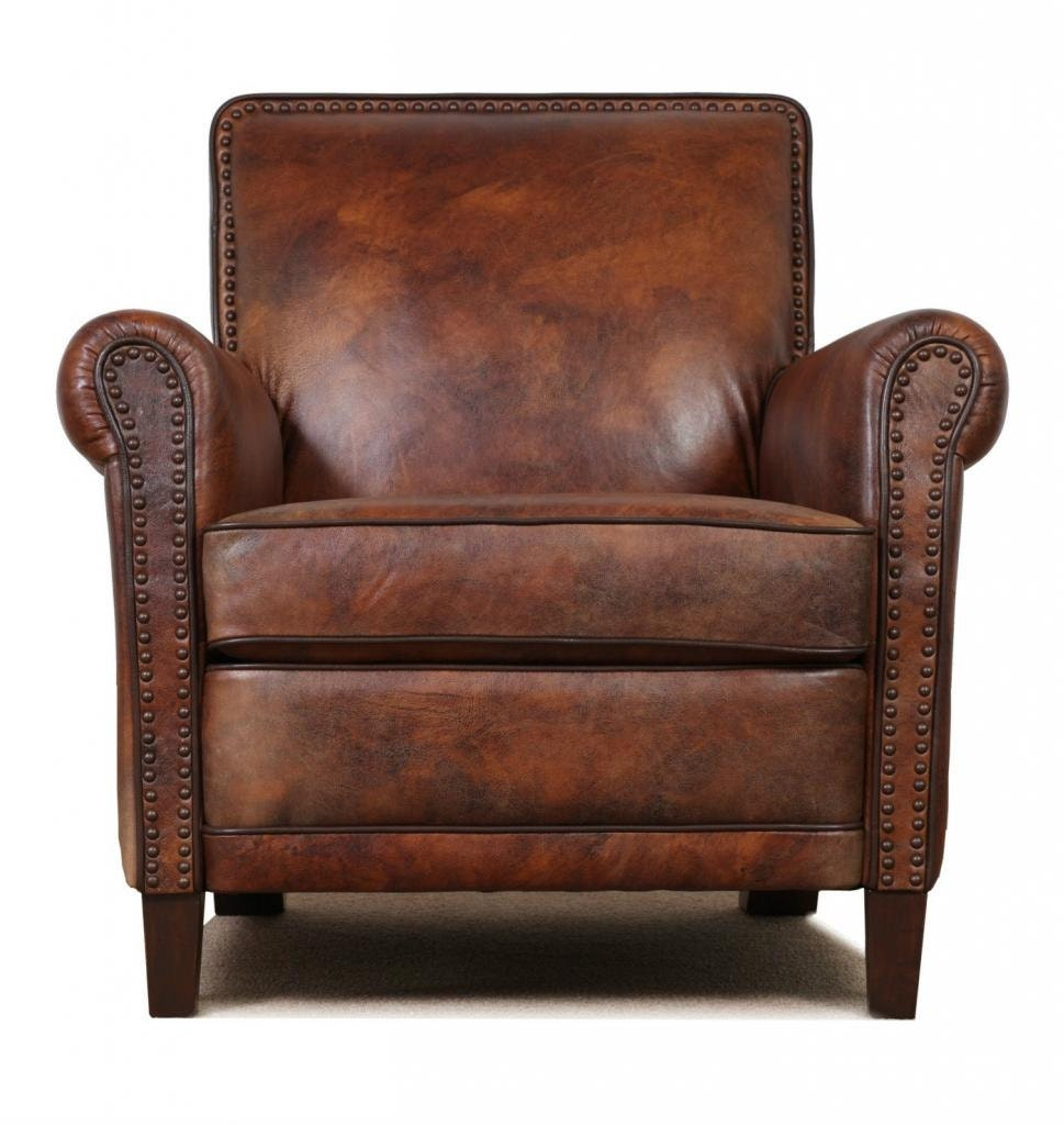 Cute Leather Accent Chairs Decoration