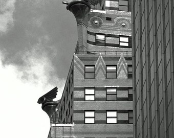Chrysler Building Prints, NYC Photography, New York Photos, Art Deco, Black and White Photography, Monochrome, Architectural Prints, NYC Art