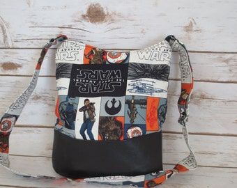 Star Wars Crossbody hipster-style bag