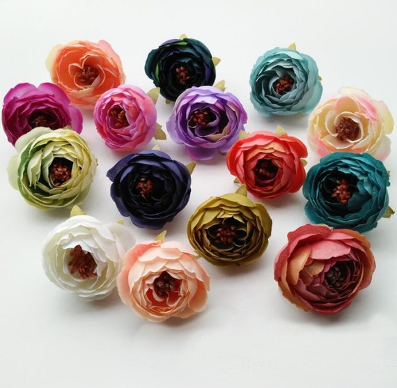 Wholesale silk peony flower heads 300 flowers quality silk flowers wholesale silk peony flower heads 300 flowers quality silk flowers bulk simulation tea rose for crafts diy wedding home decoration msmk chht from mightylinksfo