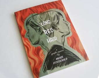 Long Red Hair - graphic novel