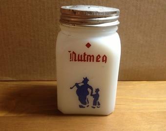 Vintage Nutmeg Shaker