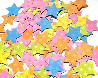 50% OFF - Rainbow Stars - Forever in Time Star Die Cuts