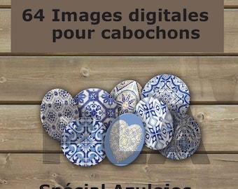 IMAGES digital Azulejos - Portuguese tiles
