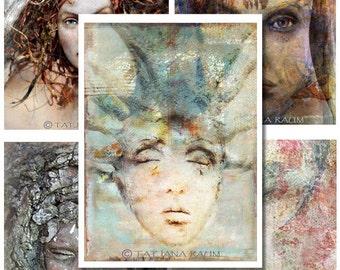 5 Fine Art Prints by Chopoli