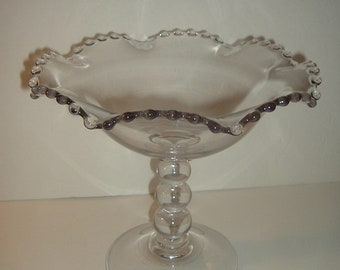 Candlewick Large Compote