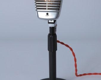 SHURE 51 MICROPHONE LAMP