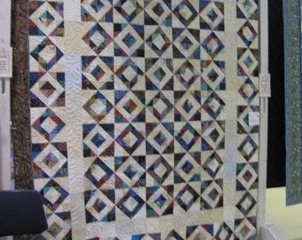 Vermont Jewels queen quilt