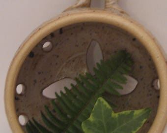Wheel Thrown Pottery Hanging Planter