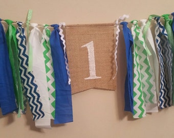 High Chair Banner, Baby Boy First Birthday, Little Man Birthday, First Birthday Boy, Birthday Garland Boy, First birthday Boy Decorations
