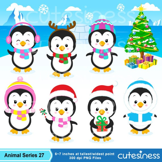 eskimo clipart penguin clipart winter clipart rh etsy com eskimo clip art for kids eskimo clipart black and white