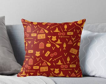 Harry Potter Pillows: Comfy filled cushions inspired by Harry Potter and Hogwarts