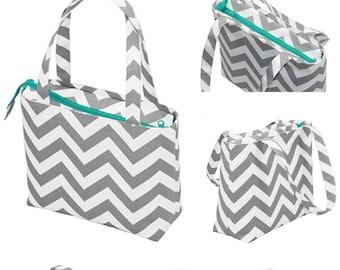 Custom made Tote Shoulder bag, Personalized handbag, handmade purse, everyday bag. (RZTB)