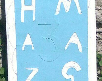 HAZMAG Issue #3
