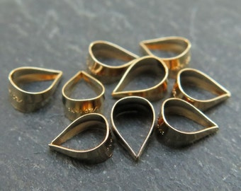 Gold Filled Bail 6mm