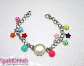 Bracelet *Playful kitteh*...