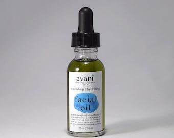 Facial Oil   100% Organic