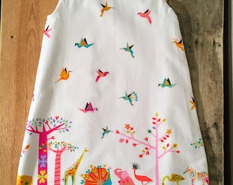 Animal Parade dress size 4T-5T