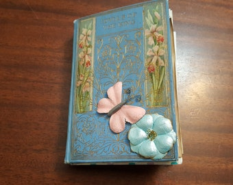 Blue and Pink Chunky Junk Journal