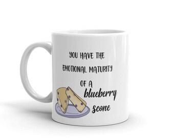 Blueberry scone Mug