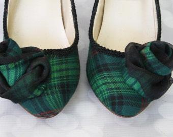 CUSTOM CONSULTATION:  Design Your Own Wedding Shoes,  Tartan Wedding Shoes, Tartan Wedding, Scottish Wedding Shoe, Scottish Bride