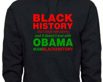Black History - Didn't begin with Slavery, Doesn't end with Obama