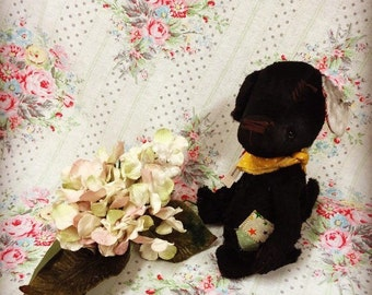 Made to order item~*~ Bumble the OOAK unique artist teddy bear old puppy dog
