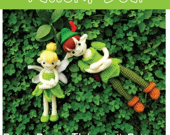 Pattern Deal - Peter Pan and Tinkerbell