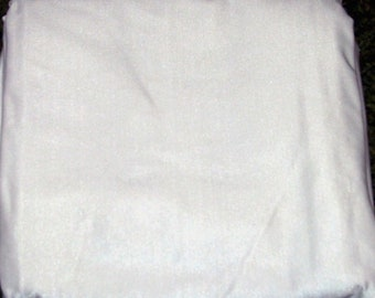 """WHITE Lycra Spandex Swimsuit Fabric 68"""" wide x 41 inches long"""
