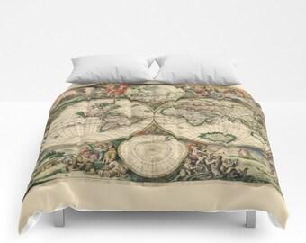 Fox bedding duvet cover or comforter custom name twin full duvet cover or comforter custom bedroom home boho hippie sham gumiabroncs Gallery